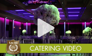 Lake Isle catering image video