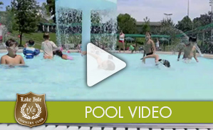 Lake Isle pool image video