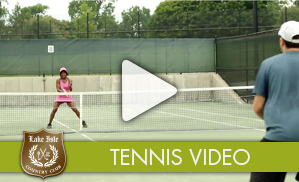 Lake Isle tennis image video